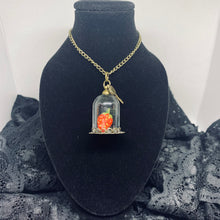 "Load image into Gallery viewer, ""Sacred Strawberry"" Necklace"