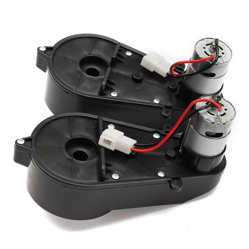 Electric Car Toys Spare Parts Motor Gear Box For Kids