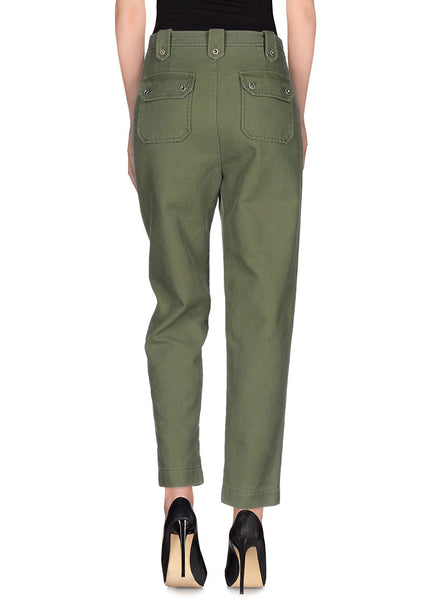 LEUR LOGETTE Military Pants (Khaki)*