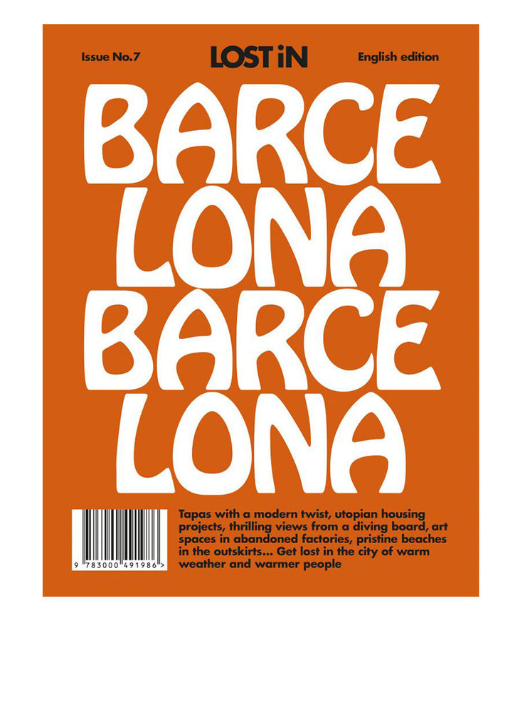 LOST iN Barcelona (Issue No.7)