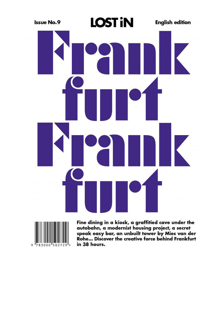 LOST iN Frankfurt (Issue No.9)