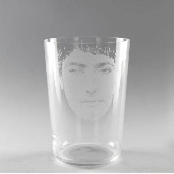 Fornasetti Glass Tete A Tete Big Lei