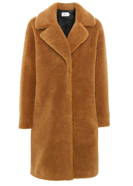 STAND Camille Coocon Coat (Nougat)