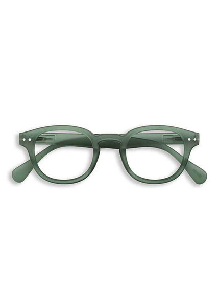 IZIPIZI - Reading Glasses (Green Moss) (#C)
