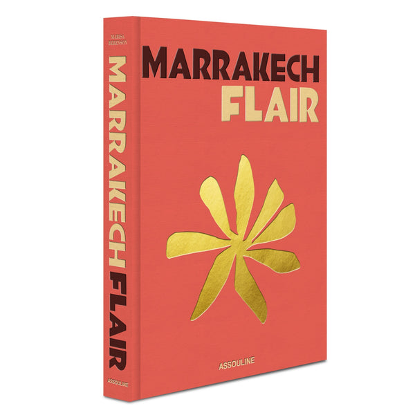 Marrakech Flair by Marisa Berenson