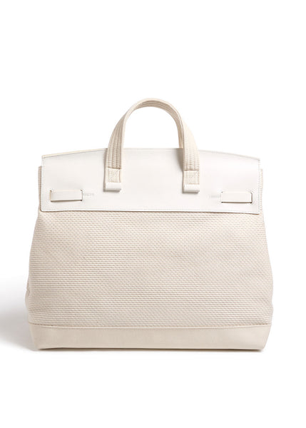 CABAS Nº48 One Day Tripper (White/White)