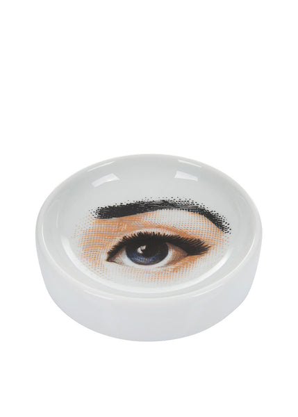 FORNASETTI Round Ashtray Occhio (Limited Edition)