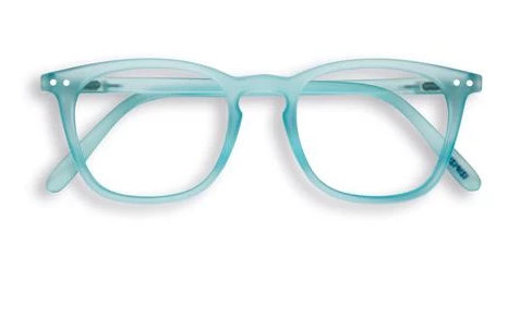 IZIPIZI - Reading Glasses (Light Azure) (#C)