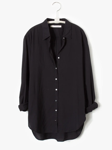 XIRENA <br/> Beau Shirt - Black