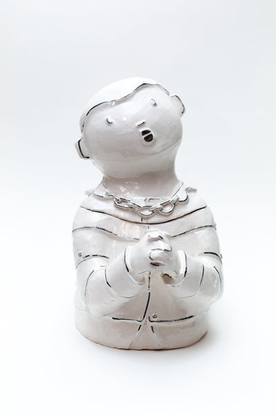 Hazy Mae Joan of Arc Cookie Jar