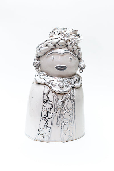 Hazy Mae Frida Cookie Jar