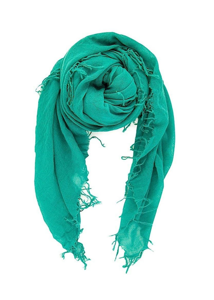 CHAN LUU <br/> Cashmere and Silk Scarf - Alhambra