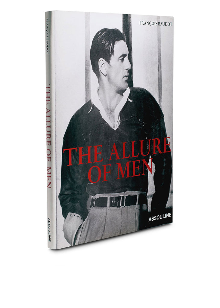 The Allure of Men by Francois Baudot