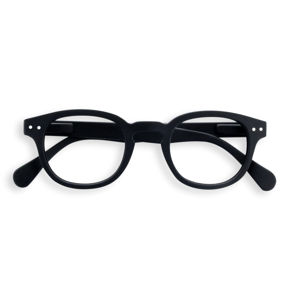 IZIPIZI Black Reading Glasses (#C)