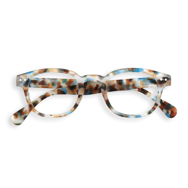 IZIPIZI - Reading Glasses (Blue Tortoise) (#C)