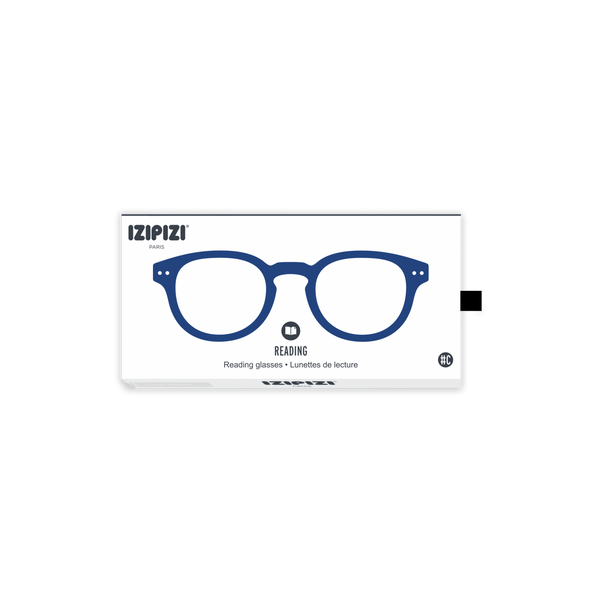 IZIPIZI Navy Blue Reading Glasses (#C)