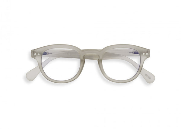 IZIPIZI - Reading Glasses (Defty Grey) (#C)