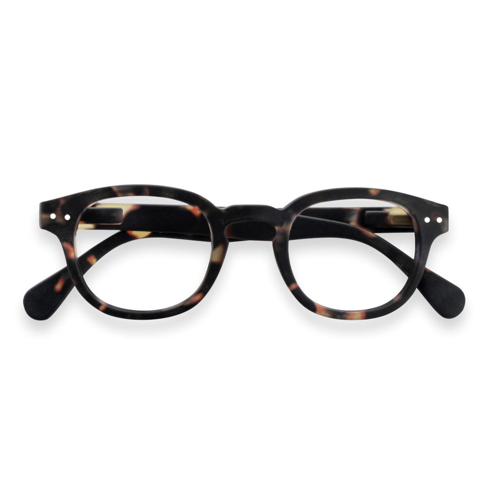 IZIPIZI Tortoise Reading Glasses (#C)