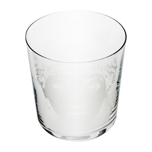 FORNASETTI - Tete A Tete Drinking Glass - Small