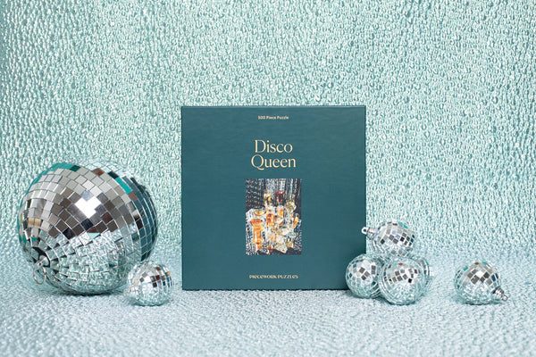 "Piecework ""Disco Queen"" 500 Piece Jigsaw Puzzle"