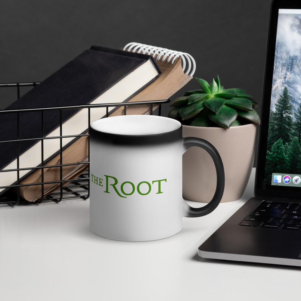 The Root Logo Matte Magic Mug