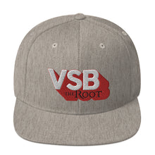 "Load image into Gallery viewer, ""VSB"" Snapback Hat"