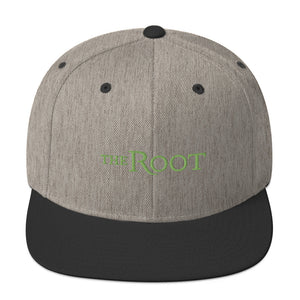The Root Snapback Hat