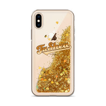 "Load image into Gallery viewer, ""Tu Shea"" Liquid Glitter Phone Case"