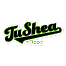 "Load image into Gallery viewer, ""Tu Shea"" Green Stickers"