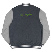 Load image into Gallery viewer, The Root Logo Letterman Jacket