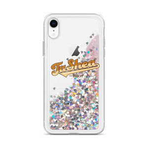 """Tu Shea"" Liquid Glitter Phone Case"