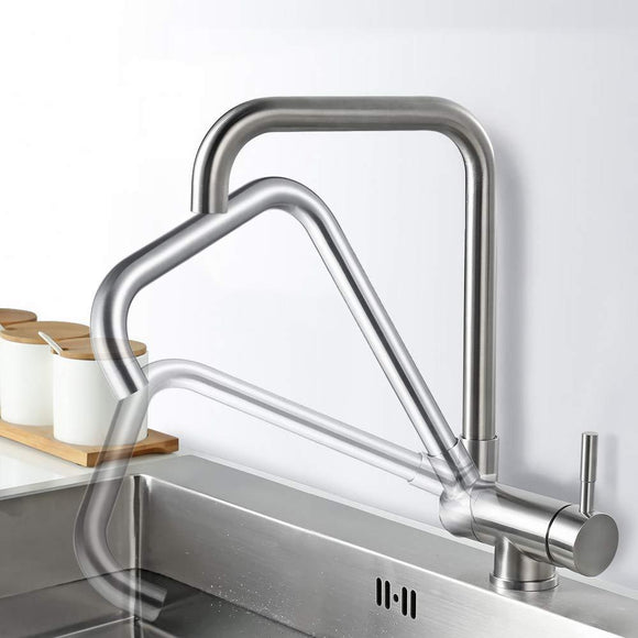 homelody robinet pliable evier