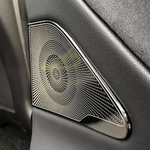 Afbeelding in Gallery-weergave laden, Tesla Model 3 Audio Cover Set Interieur Styling Auto Accessoires Nederland en België