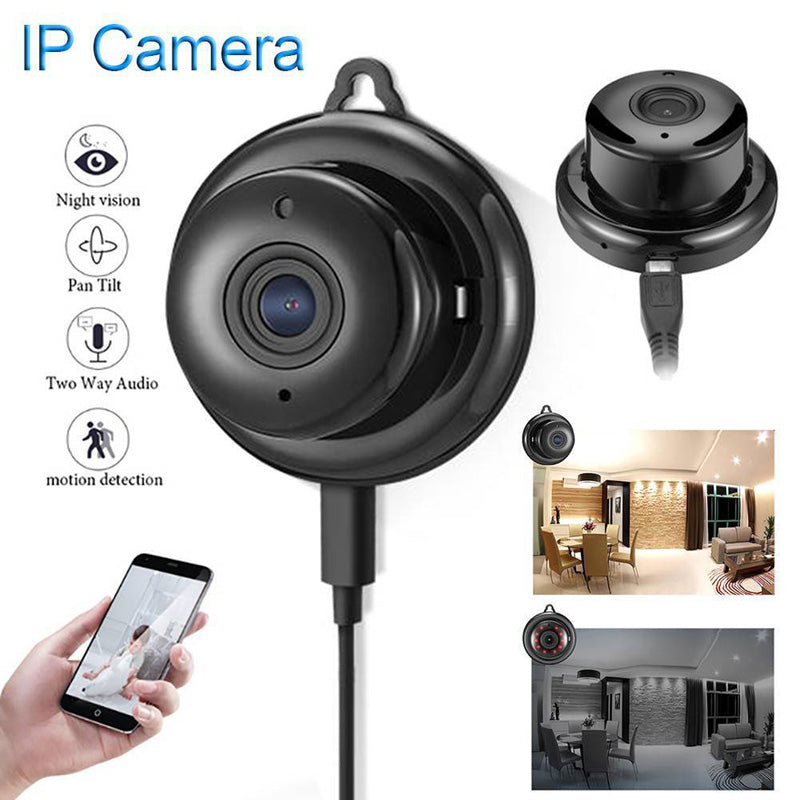 HomeProtect Wifi Security Camera Full HD 1080P Mini IP