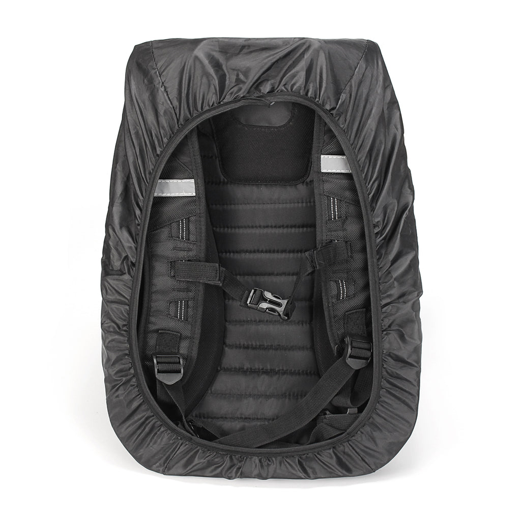 TacPack NO DRAG Aerodynamic Carbon Fiber Water Resistant Tactical Motorcycle Backpack Riding Bag