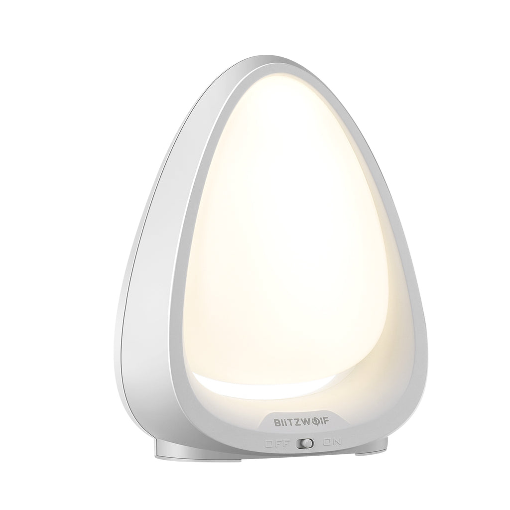 BlitzWolf BW-LT9 Touch Switch Color Night Light 4000K Color Temperature 85 Lumens 240 Lighting An