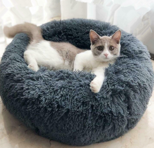 SnoozyFur Comfy Pet Bed