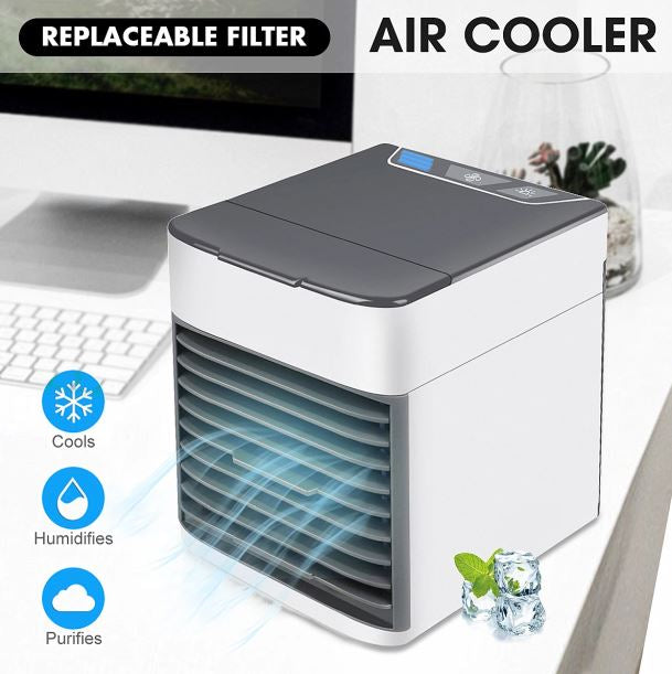 AirCooly 3-in-1 Mini Portable Air Cooler