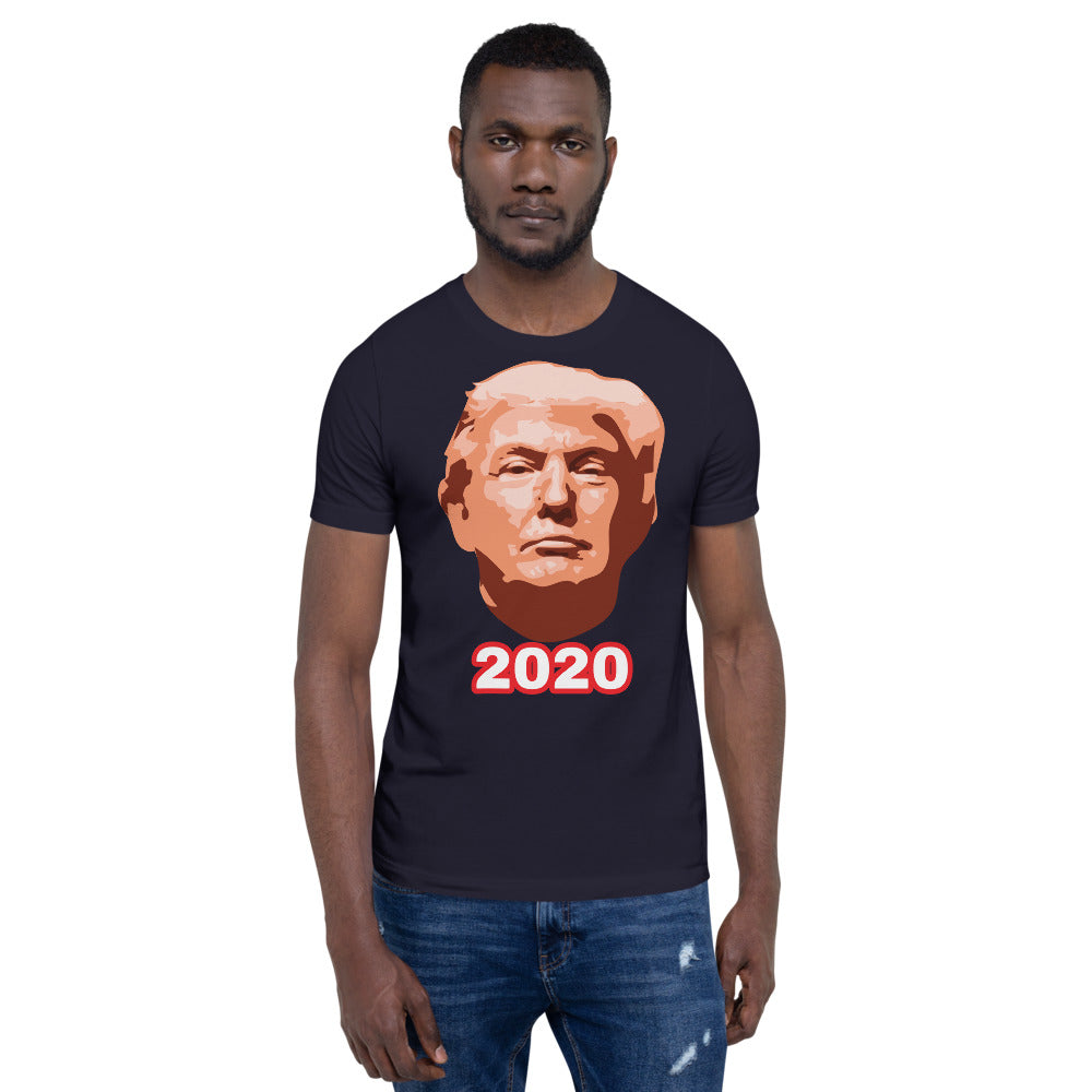 Trump 2020 Shirt - Commander In Chief Fight The Democrats