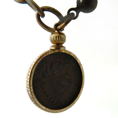 Indian Head Penny Bracelet