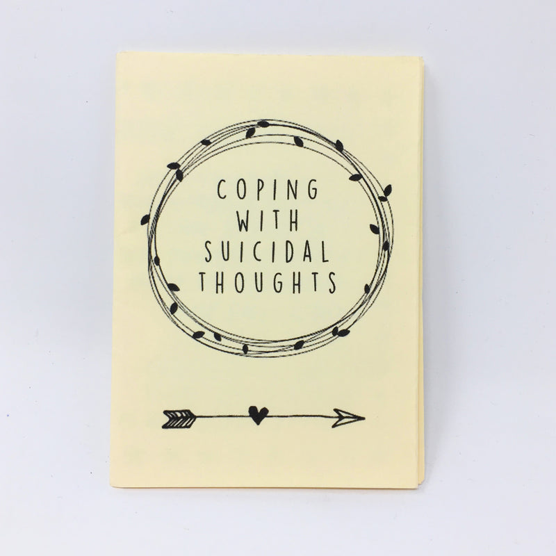 Coping With Suicidal Thoughts Zine