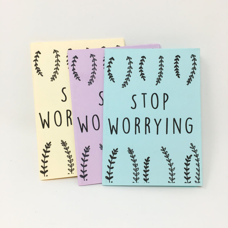Stop Worrying Zine