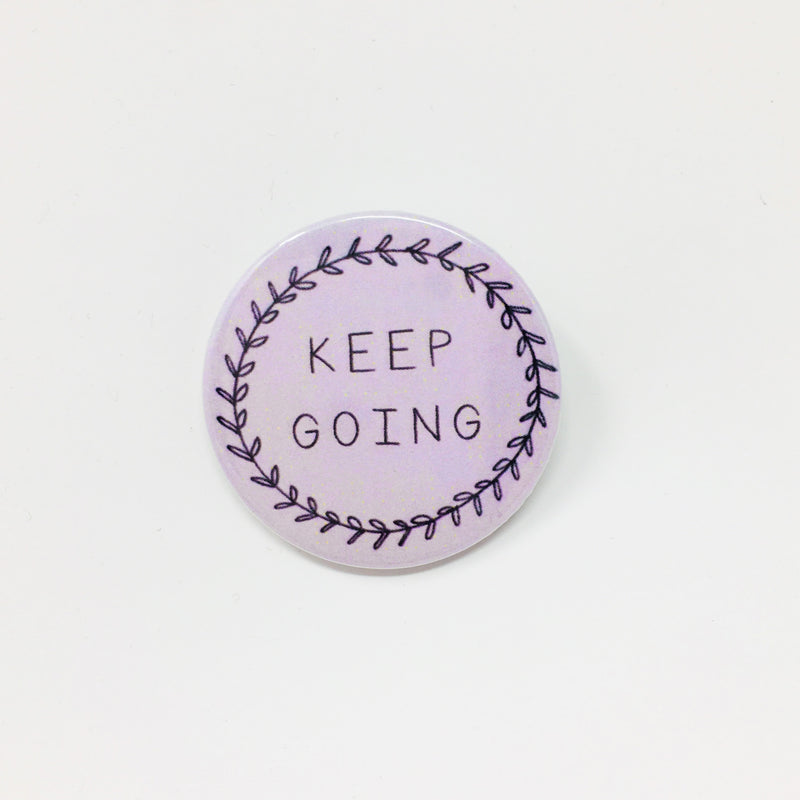 Keep Going Button