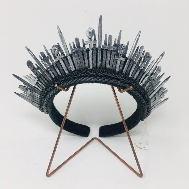 Iron Throne Crown