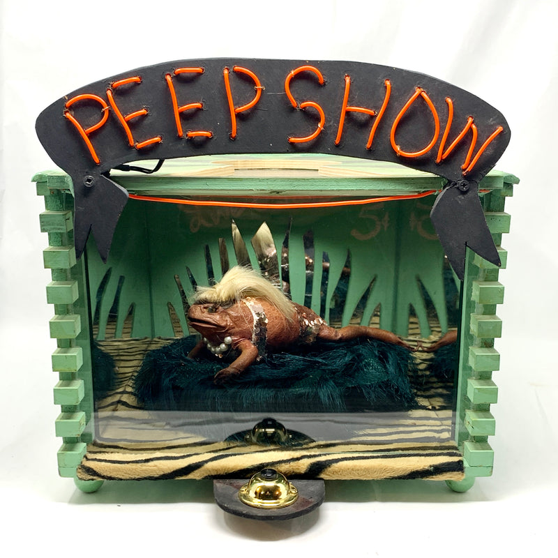 Peep Show Taxidermy