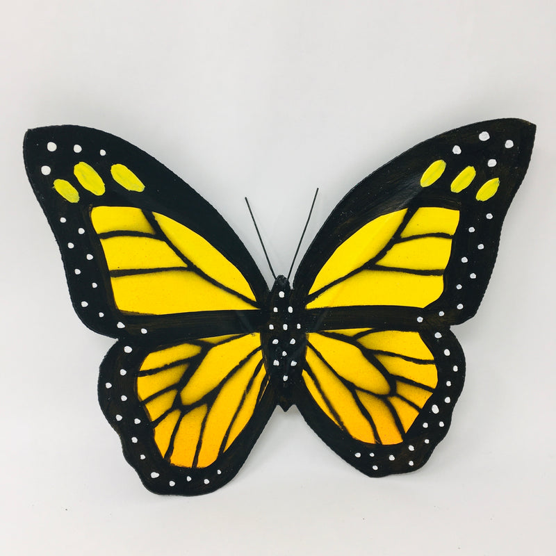 Small Mardi Gras Butterfly