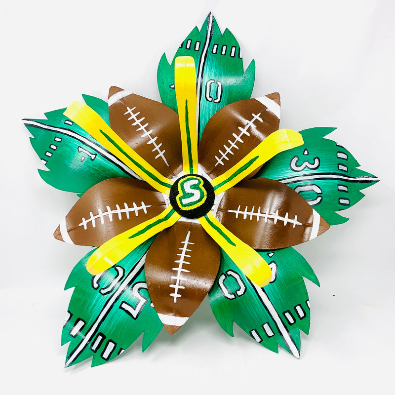 Southeastern Football Flower