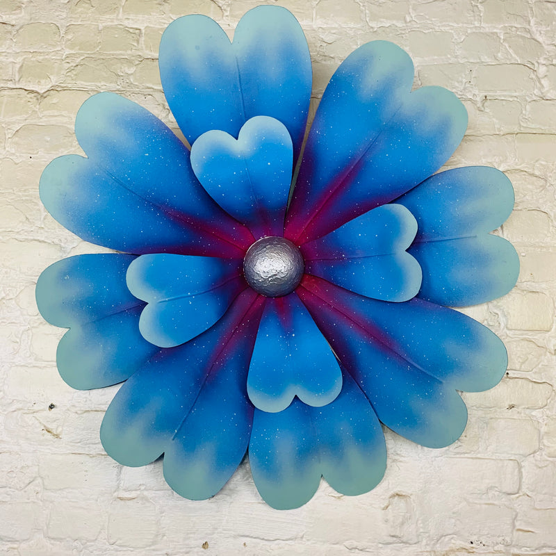 "35"" Extra Large 12 petal Nyx House Float Carnival Flower"
