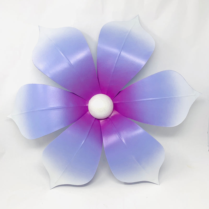 Medium 6 Petal Astraea House Float Carnival Flower