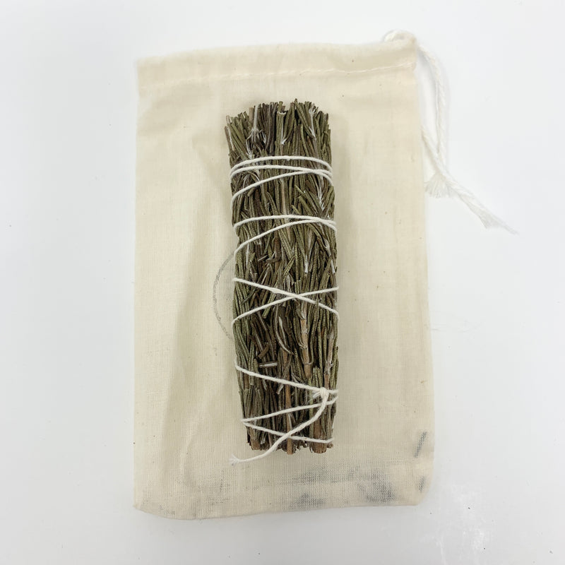 Sage and Rosemary Smudge Bundle